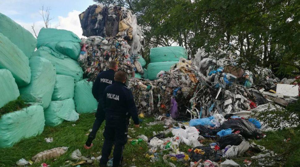 Śmieci z Niemiec