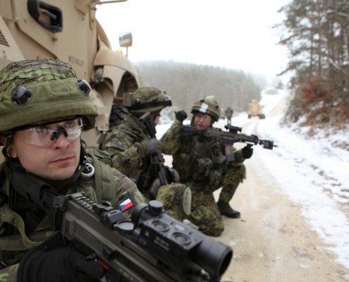 Wiceszef czeskiego think-tanku: Polska ma jedyną liczącą się armię w regionie