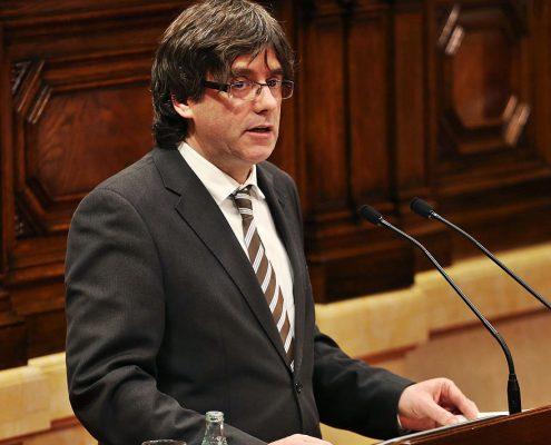 premier katalonii Hiszpańska prokuratura chce Europejskiego Nakazu Aresztowania dla premiera Katalonii