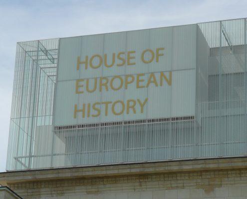 Dom Historii Europejskiej. Fot. wikimedia.org