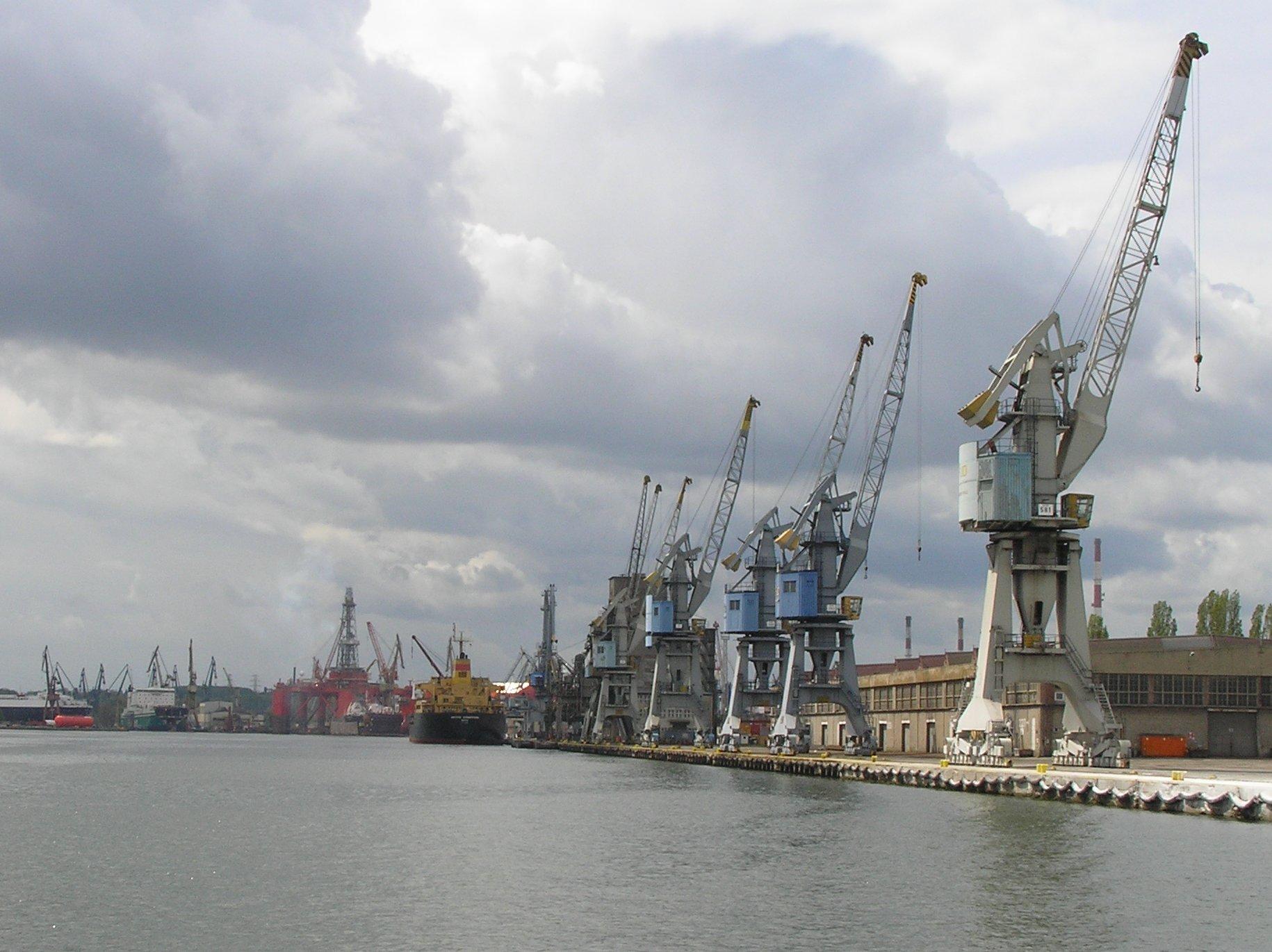 pofPKP zainwestuje 4 miliardy złotych w poprawę dostępu do polskich portów armator