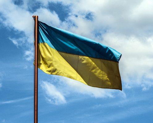 Koliszczyzny Ukraina: Antypolskie napisy i swastyka na domu z muralem Jana Pawła II