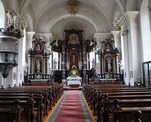 Kościół katolicki w Niemczech od 2000 roku pozbył się 500 świątyń
