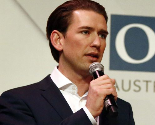 W Austrii kanclerzem zostanie 31-latek. Chadecja wygrała wybory.