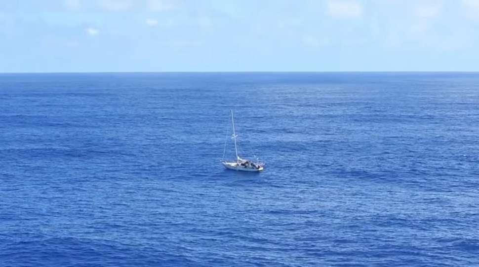Amerykanie uratowali żeglarki dryfujące od 5 miesięcy na oceanie