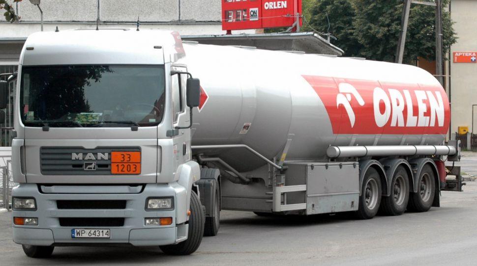 Orlen chce wydać ponad 4 mld złotych na zakup wszystkich akcji czeskiego Unipetrolu