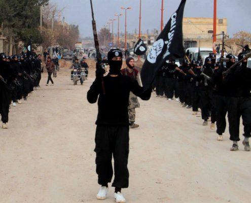 Francuski producent zabrania w Polsce wyświetlenia filmu o ISIS, ponieważ nasz kraj nie przyjmuje imigrantów
