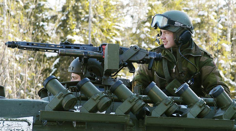 Norwegia wyśle dodatkowe wojska na granicę z Rosją