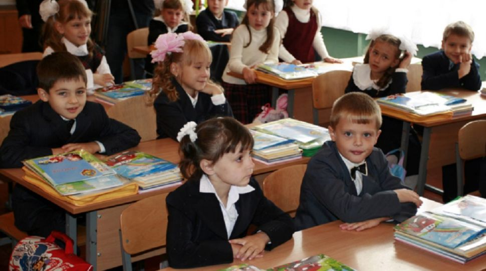Ukraińska minister edukacji: w 841 szkołach nie ma toalet w budynku