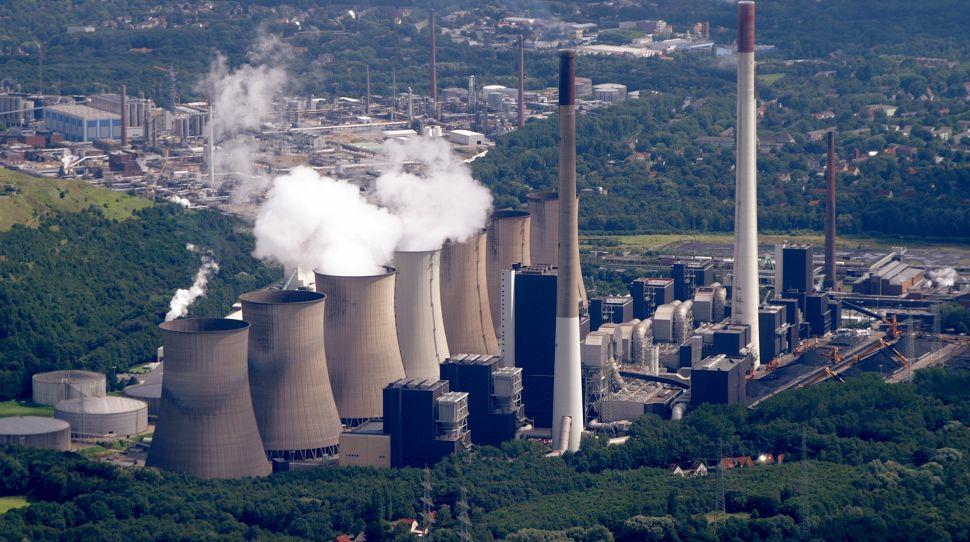 Kompromitacja Niemiec: nie zrealizują swoich celów klimatycznych