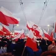 Ambasada Polski marszu