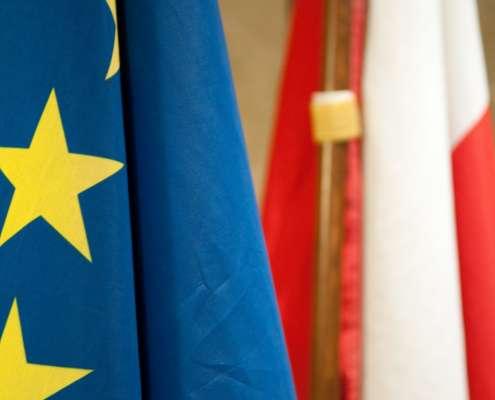 MSZ: rezolucja PE to instrument politycznego nacisku na Polskę