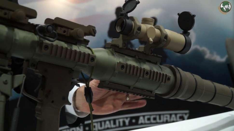 Stany Zjednoczone sprzedają granatniki PSRL Ukrainie