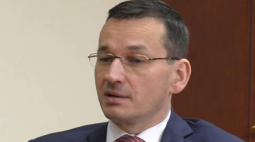 jelczu Morawiecki euro Bułgarii morawieckiego sprawiedliwych