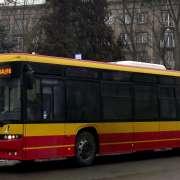 Autobus Autosanu w wersji benzynowej, fotografia ilustracyjna, foto: wikimedia.org