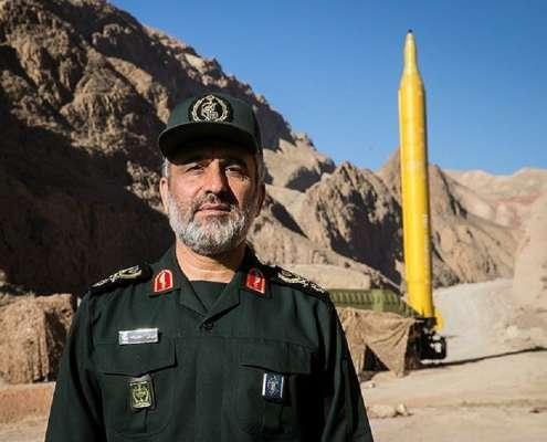 Irański generał: Jeżeli Europa będzie dla nas zagrożeniem zwiększymy zasięg naszych rakiet