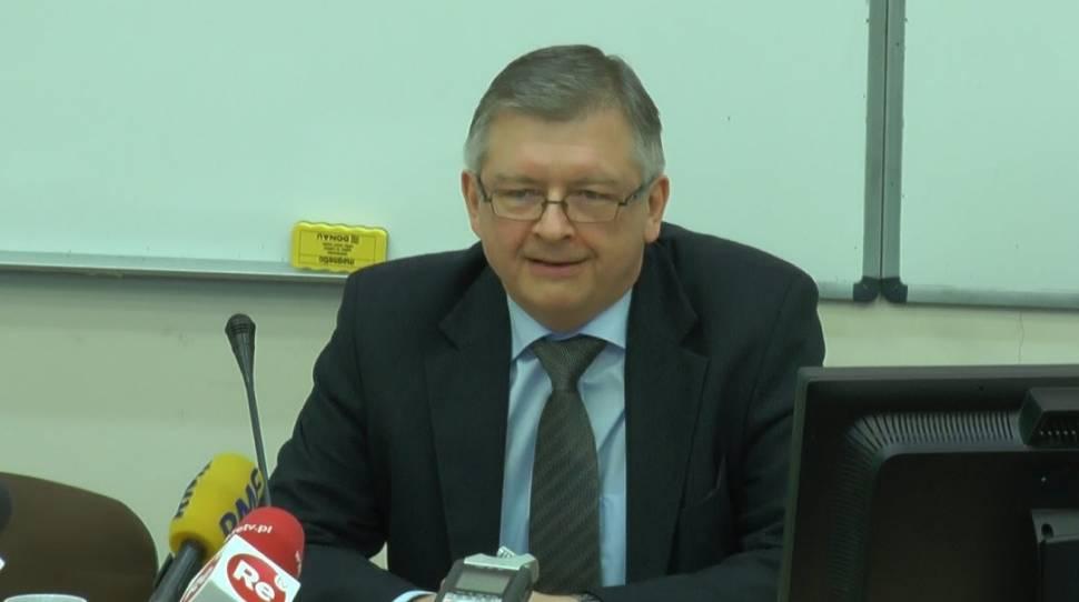 Ambasador Siergiej Andriejew, foto: youtube.com
