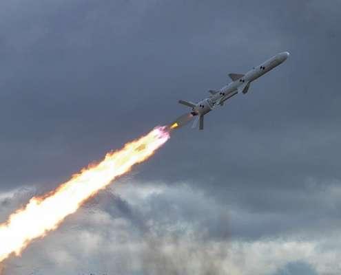 Ukraina przeprowadziła udany test pocisku manewrującego [+VIDEO]