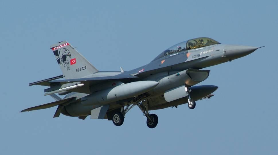 Turcja przeprowadziła atak z powietrza na pozycje Kurdów w Syrii