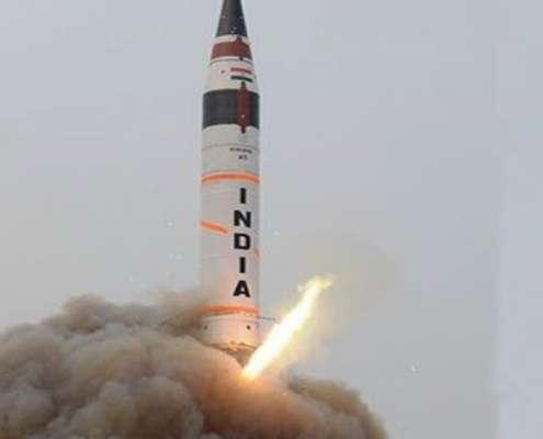 Indie przeprowadziły test międzykontynentalnej rakiety balistycznej