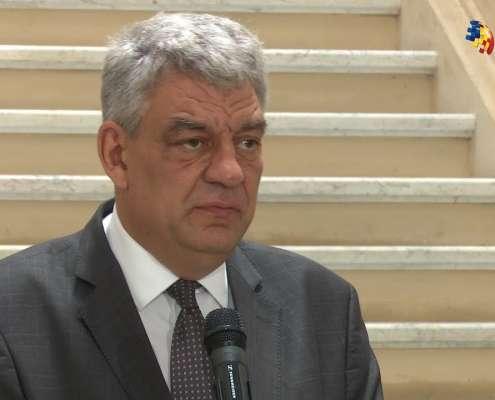 premier Rumunii