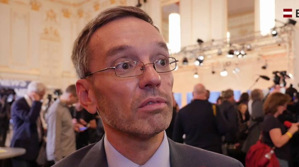 austriacki minister