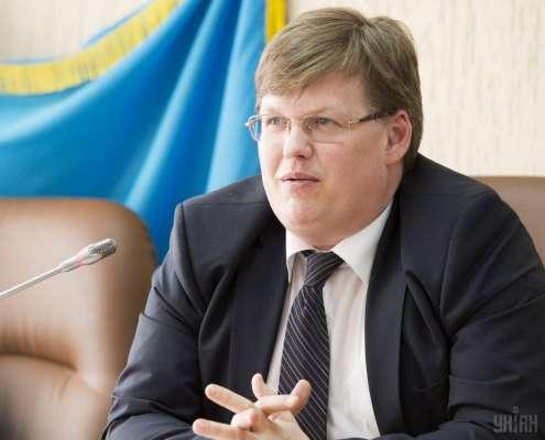 wicepremier ukrainy Ukraiński wicepremier Rozenko: ustawa o IPN może negować prawa Ukraińców pracujących w Polsce Bandery pamięci