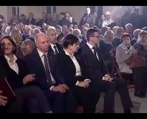 Ambasador Izraela atakuje ustawę o IPN, wiceminister kultury bije brawo [+VIDEO]