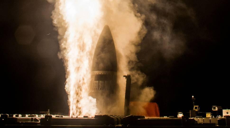 USA: Nieudany test systemu obrony przeciwrakietowej