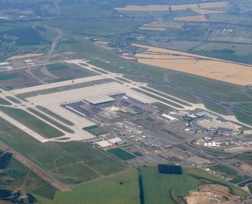 Budowane lotnisko w Berlinie potrzebuje kolejnych 770 mln euro dofinansowania
