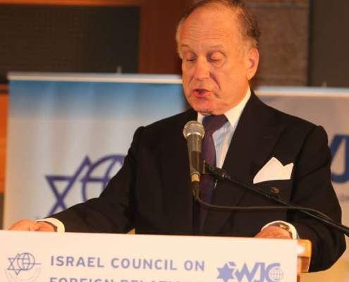 Szef Światowego Kongresu Żydów żąda odwołania słów Morawieckiego i przeprosin