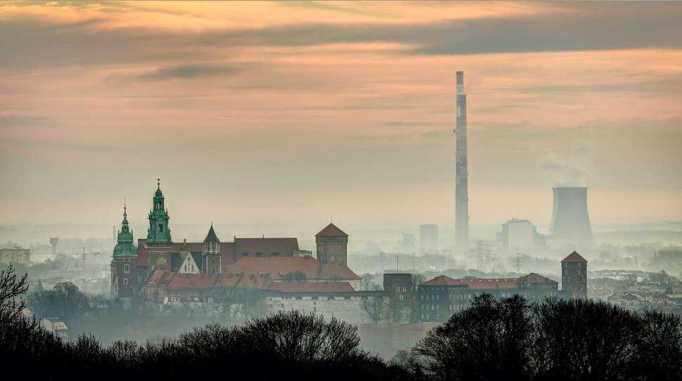 zanieczyszczonych