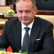 rosyjskich dyplomatów prezydent słowacji Andrej Kiska