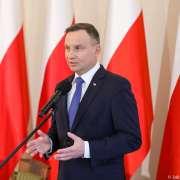 rosja Andrzej Duda: Jeśli ktoś tego chce, niech mnie nie wybiera