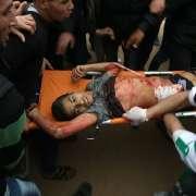 palestyńczyków gazy