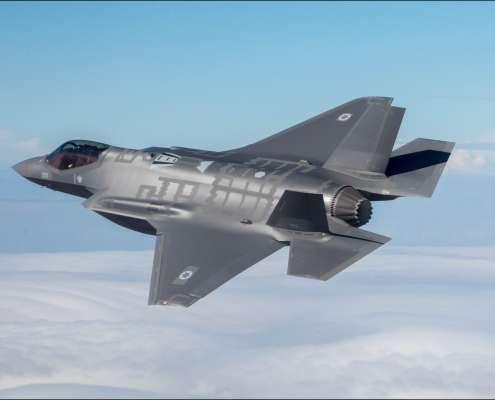 Izraelskie F-35