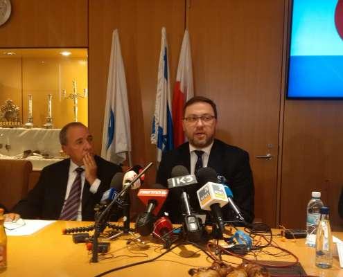 Skończyło się pierwsze spotkanie zespołów ds. dialogu prawno-historycznego Polski i Izraela