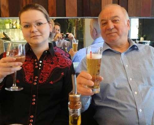 Siergiej Skripal tożsamość julia Skripal maila