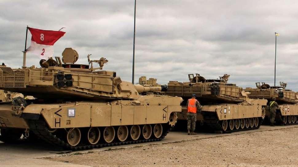 wojsk USA stałej bazy