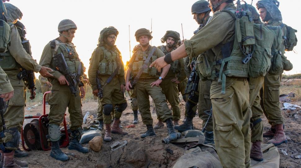 Izraelscy spadochroniarze, zdjęcie ilustracyjne, foto: flicr.com