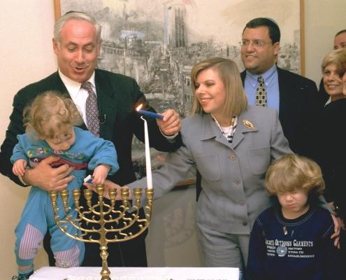 premiera izraela