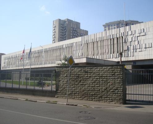 Ambasada RP w Moskwie, foto: wikimedia.org