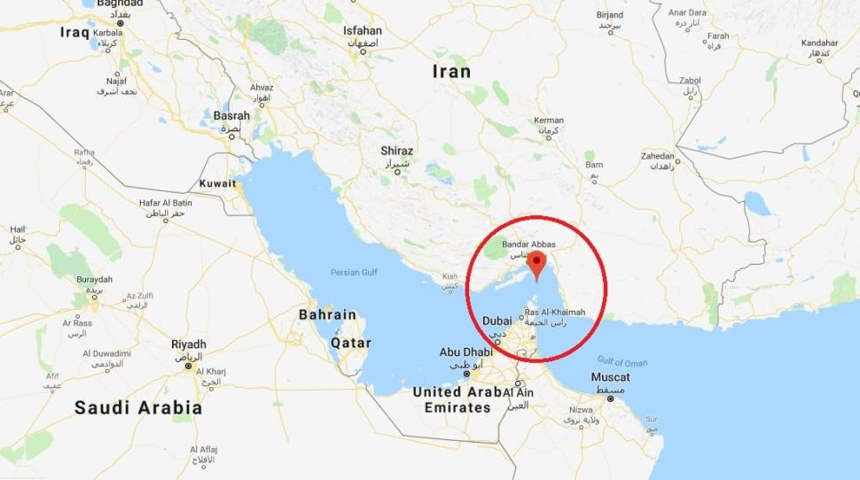 Wielka Brytania Wyslala Okrety Do Zatoki Perskiej Kresy