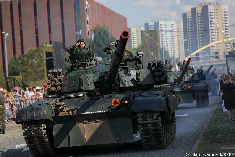 czołg, Wojsko Polskie