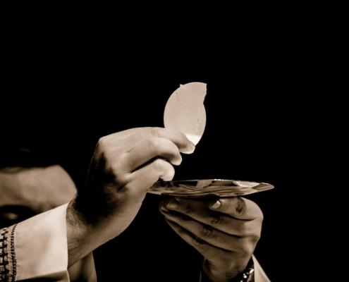 Eucharystia. Zdj. ilustr. Fot. pixabay