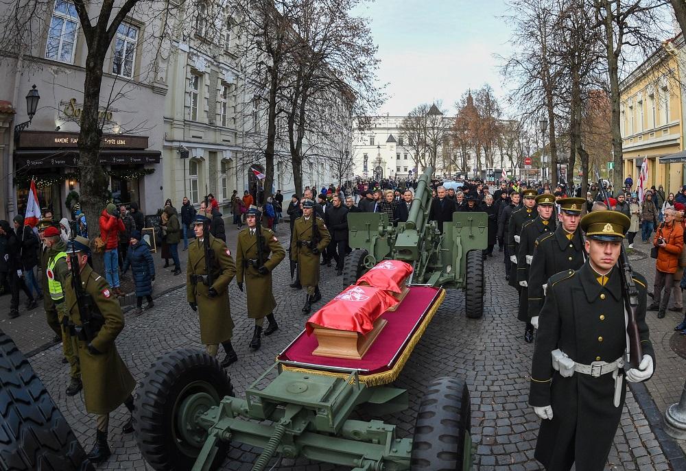 pogrzeb powstańców styczniowych