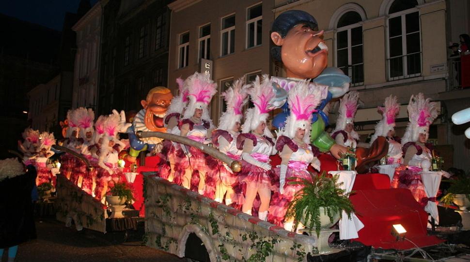 Karnawał w Aalst, 2008, wikipedia