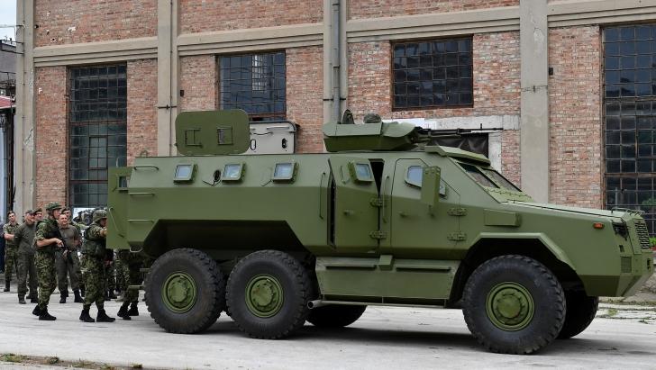 fot: ministerstwo obrony Serbii