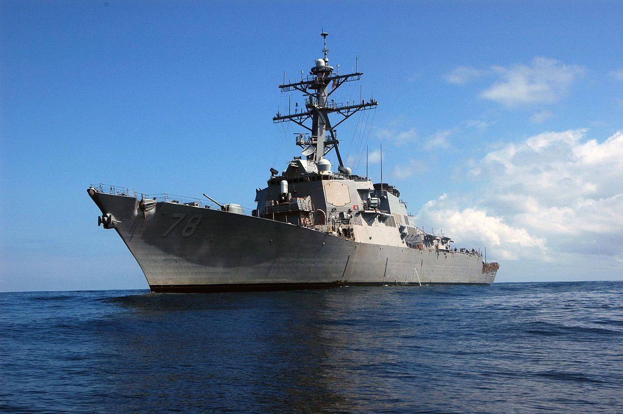 CNN: Amerykanie rozważają wysłanie okrętów wojennych na Morze Czarne » Kresy