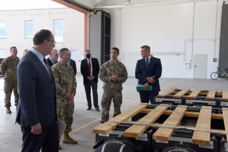 fot: litewskie ministerstwo obrony